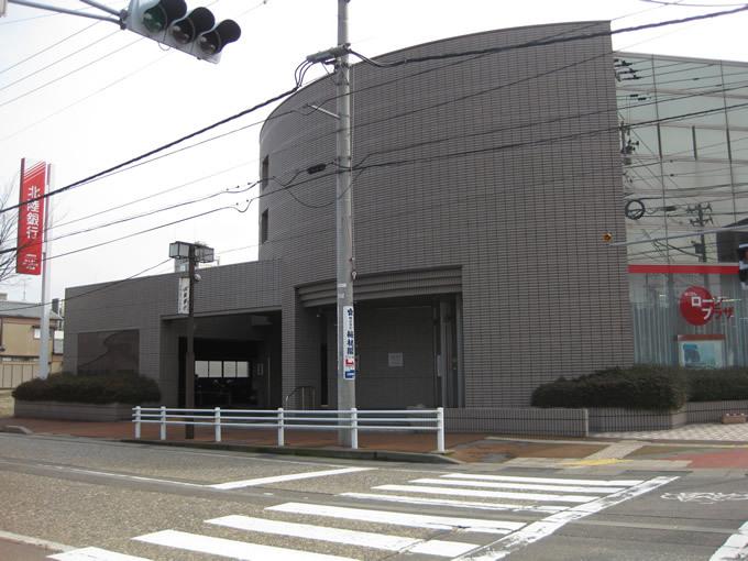 北陸銀行 大聖寺支店
