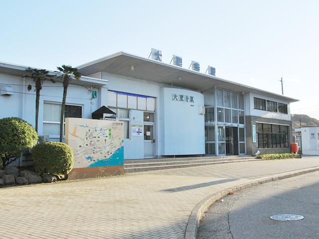 JR大聖寺駅(西日本旅客鉄道)